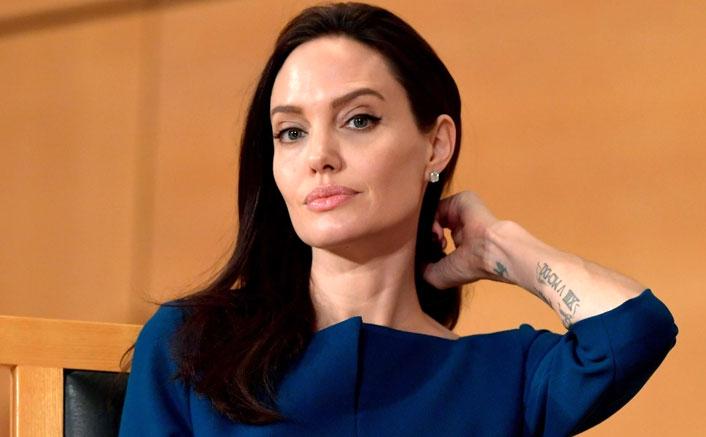 Angelina Jolie Spills Out Strong Words Against Discrimination