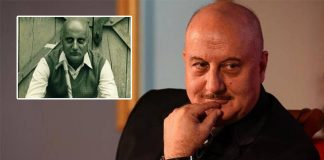 Anupam Kher recalls playing 65-yr-old man in debut film 'Saaransh'