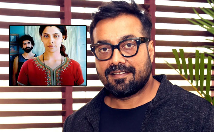 Choked: Anurag Kashyap Opens Up On How Casting Saiyami Kher For The Role Of Sarita Was A 'Big Challenge'