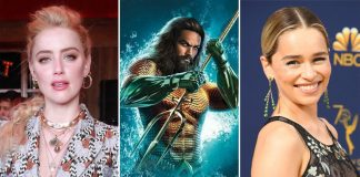 Aquaman 2: Game Of Thrones Fame Emilia Clarke Replaces Amber Heard BUT…