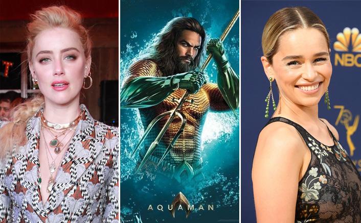 Aquaman 2: Game Of Thrones Fame Emilia Clarke Replaces Amber Heard BUT…