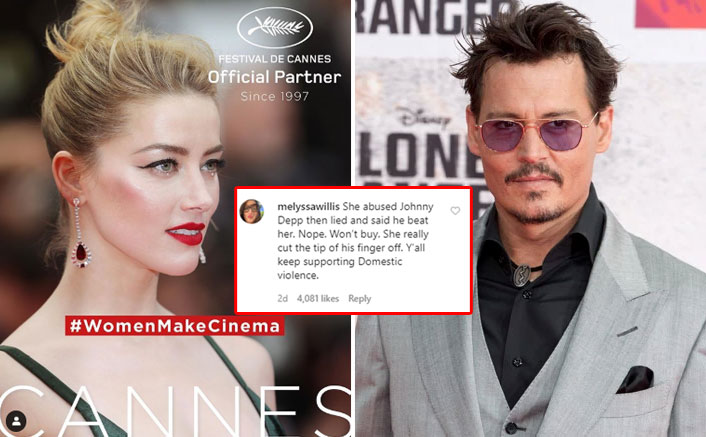 Aquaman & Johnny Depp Fans SLAM L'Oréal For Including Amber Heard In Their Campaign