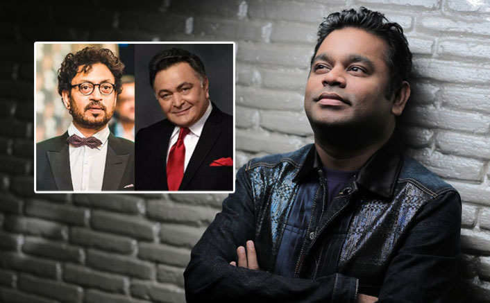 """AR Rahman On Rishi Kapoor & Irrfan Khan: """"Unfortunate That Nobody Can Even Go For The Funerals"""""""