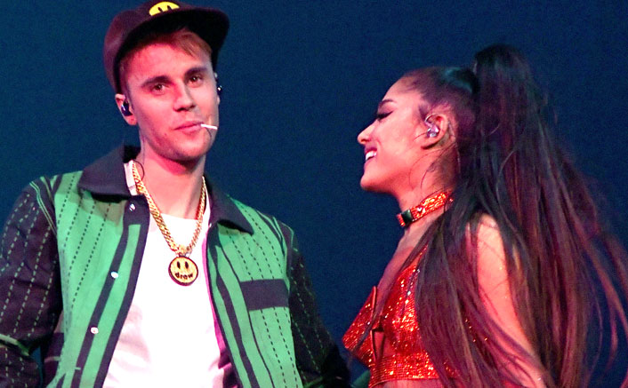 Ariana Grande & Justin Bieber Announce Their New Song, 'Stuck With U' Amid Lockdown