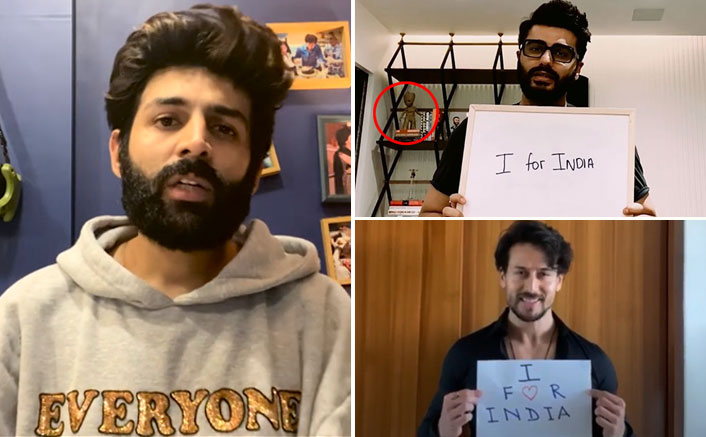 I For India: Tiger Shroff Sings A Varun Dhawan Song, Arjun Kapoor Proves He Is A Marvel Fan While Kartik Aaryan Skipped His Monologue