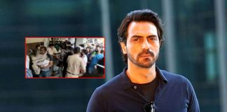 Arjun Rampal slams Large Crowds Outside liquor Stores: Says This Is Absolute Chaos!