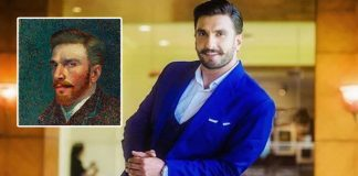 Artist Calls Out Ranveer Singh For Not Giving Him Credit For His Work In The Recent Vincent Van Gogh Portrait