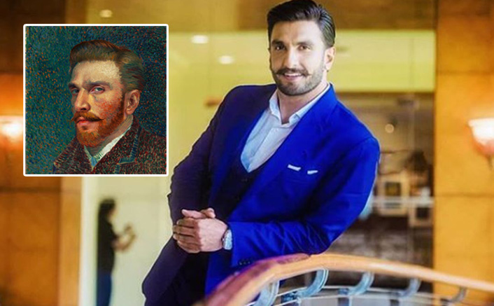 Ranveer Singh Credits The Artist After Being Called Out For His Recent Vincent Van Gogh Portrait