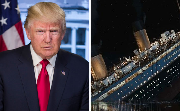 As Titanic Airs On CBS, Americans Compare The Sinking Ship To Donald Trump's Presidency