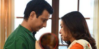 Asha Negi Opens Up On First On-Screen Lip Lock Scene With Sharman Joshi In Baarish 2