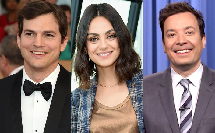 Ashton Kutcher & Mila Kunis' Discussion On Bowel Movements Publicly On The Jimmy Fallon's Show Is Breaking The Internet, WATCH