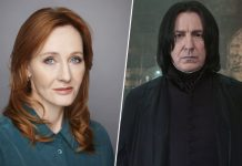 Author J.K. Rowling Of Harry Potter Reveals How She Came Up With The First Name Of Iconic Character Professor Severus Snape