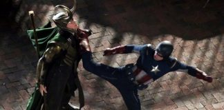 Avengers: Endgame Actor Tom Hiddleston AKA Loki's UNSEEN Fight Sequence With Captain America!