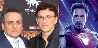 Avengers: Endgame Directors FINALLY Breaks Silence On Robert Downey Jr's Return As Iron Man