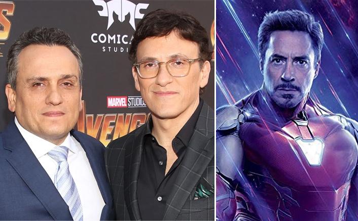 Avengers: Endgame Directors FINALLY Break Silence On Robert Downey Jr's Return As Iron Man