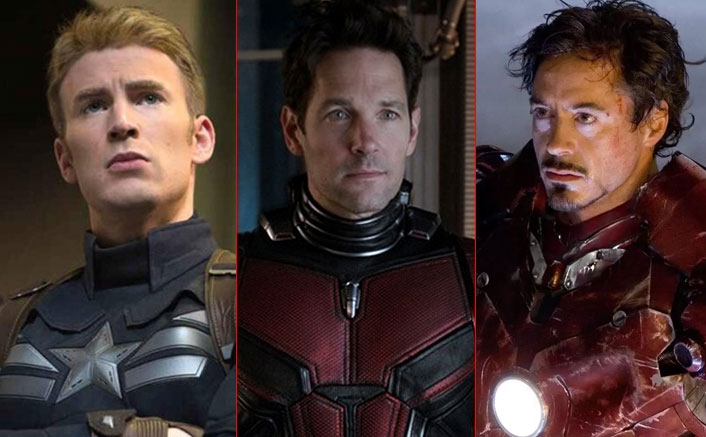 Avengers: Endgame Trivia #48: Captain America & Iron Man Fan Paul Rudd AKA Ant-Man Did THIS Crazy Thing When He Met Them!