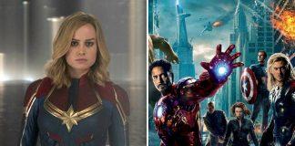 Avengers: Endgame Trivia #53: Captain Marvel Got Limited Screen Time Because Of Iron Man, Captain America & Other OG Avengers!