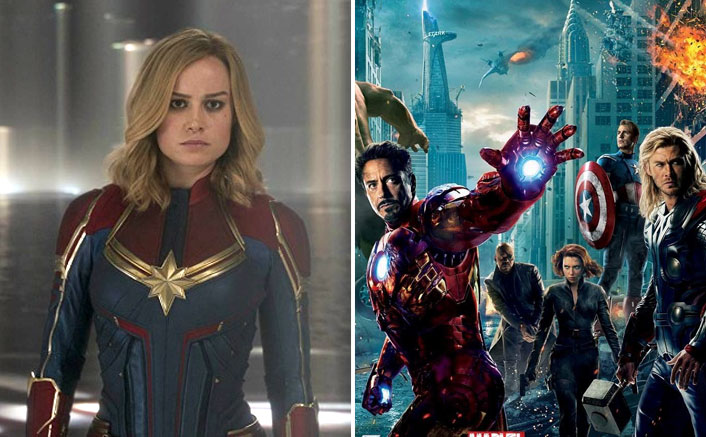 Avengers: Endgame Trivia #53: Captain Marvel Got Limited Screen Time Because Of Iron Man, Captain America & Other OG Avengers!