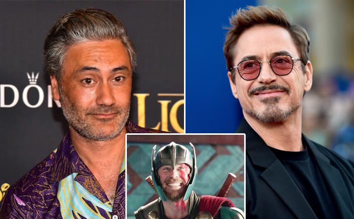 Avengers: Endgame Trivia #56: When Taika Waititi Said Thor Became Funny In Thor: Ragnarok Because Of 'Iron Man' Robert Downey Jr