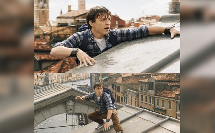 Avengers: Endgame Trivia #66: THIS Is Tom Holland's Favourite Scene From Spider-Man: Far From Home