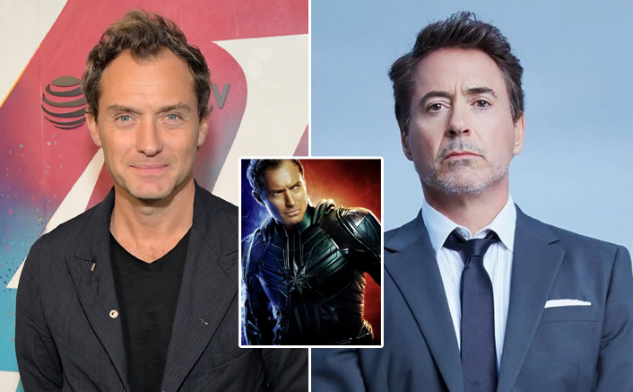 Avengers: Endgame Trivia #67: Jude Law Spoke To 'Iron Man' Robert Downey Jr While Making His MCU Debut With Captain Marvel