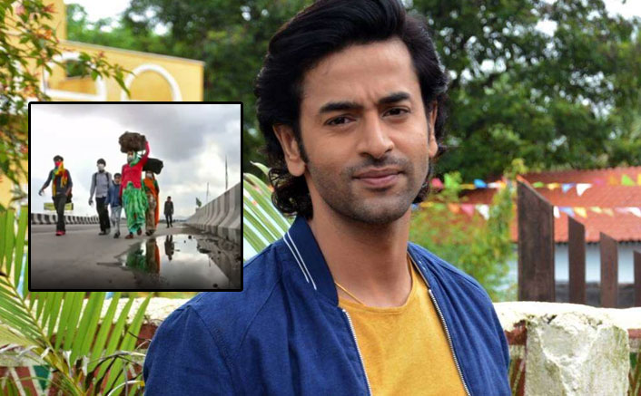 Balika Vadhu Star Shashank Vyas Pens A Heartfelt Poem About The Pain Of Migrant Labourers