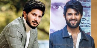 #Bethe RealManChallenge: Dulquer Salman Reveals The Reason On Why He Couldn't Take Up Vijay Deverakonda's Task