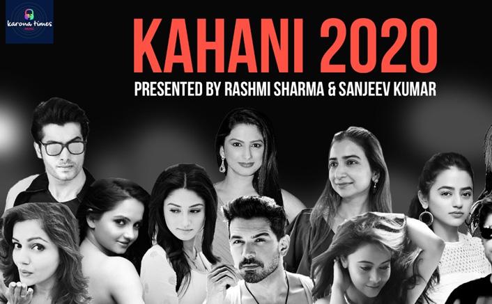 Kamya Panjabi, Devoleena Bhattacharjee & Others TV Stars Collaborate For Bhaag Corona