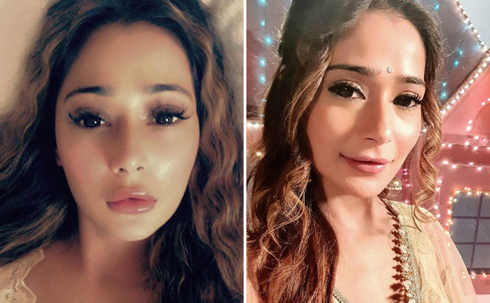 """Bidaai Actress Sara Khan On Her Lip Filler: """"It Was A Disaster..."""""""