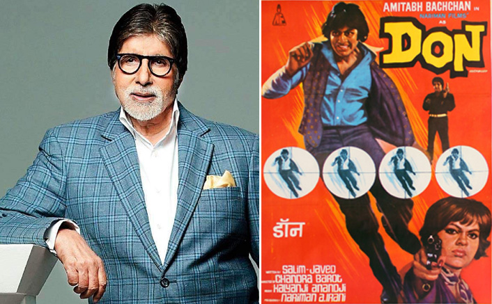 Big B on 42 years of 'Don': No distributor was willing to accept the title