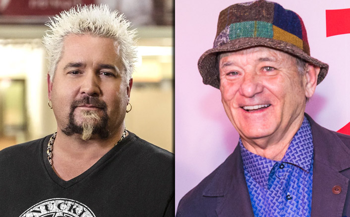 Bill Murray & Guy Fieri To Face-Off At 'The Nacho Average Showdown' In Order To Raise Funds For COVID-19 Relief