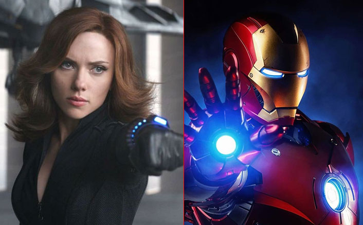 Black Widow: Scarlett Johansson Reacts To Robert Downey Jr AKA Iron Man's Cameo In The Film