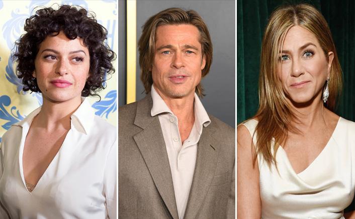 Brad Pitt & Alia Shawkat Caught Sleeping Together By Jennifer Aniston: REPORTS