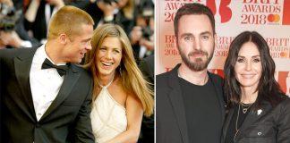 Brad Pitt-Jennifer Aniston, Courteney Cox-Johnny McDaid To Have A Double Wedding?