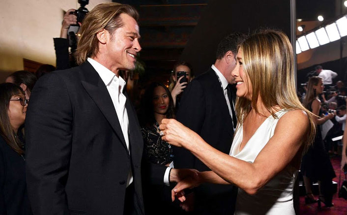 Brad Pitt & Jennifer Aniston Were Dating During SAG Awards 2020 & THIS Could Be The PROOF!