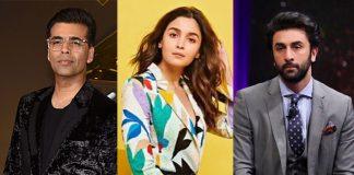 Brahmastra: Karan Johar RUBBISHES Reports Around Alia Bhatt, Ranbir Kapoor's Pay Cut