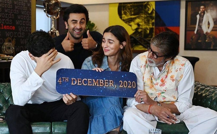 Brahmastra: Ranbir Kapoor-Alia Bhatt Decide To Take A Pay Cut, Film To Face Yet Another Delay?