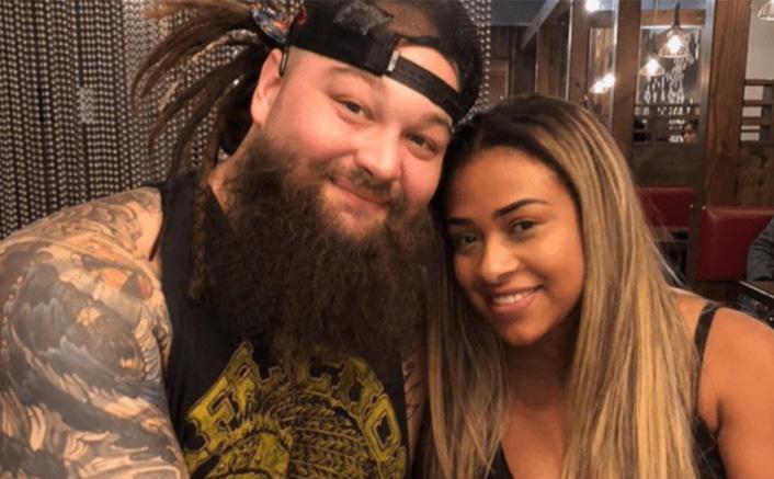 Bray Wyatt Announces Birth Of Second Child With Wife Jojo Offerman