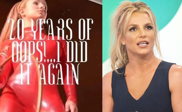 Britney Spears Gets Candid As Her Album 'Oops!... I Did It Again' Completes 20 Years