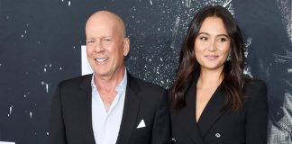 Bruce Willis reunites with wife Emma amid lockdown