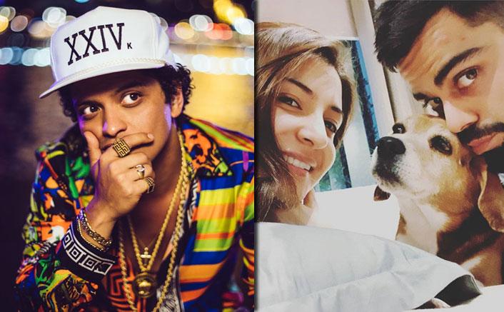 Bruno Mars' Fans Get Anxious As Virat Kohli & Anushka Sharma Mourn Their Dog's Death; Here's Why