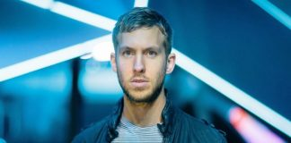 Calvin Harris recalls near-death experience