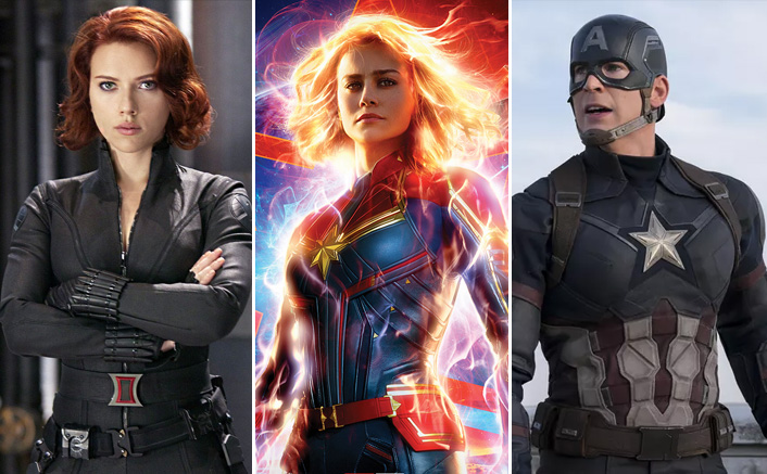 Captain Marvel To Lead Avengers Following Footsteps Of Black Widow & Captain America In Phase 4? This Latest Theory Suggests So