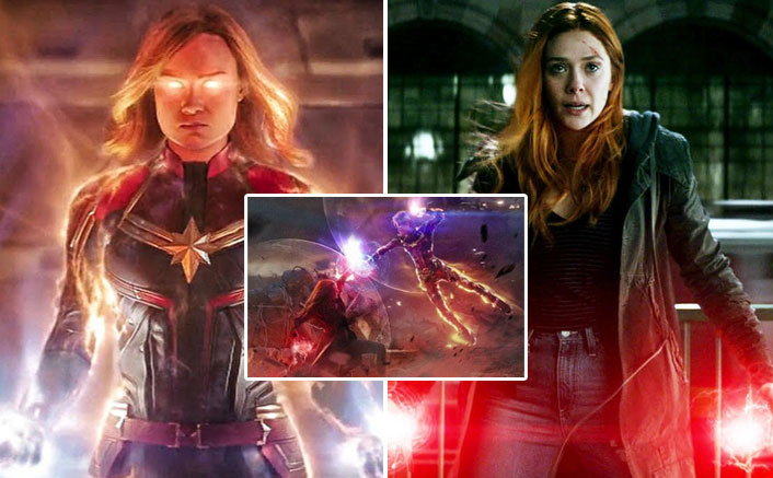 Captain Marvel VS Scarlet Witch: Avengers' Fans Debate Who's Strongest To Win The Fight!