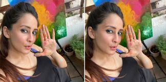Chahatt Khanna's new hobby is to paint