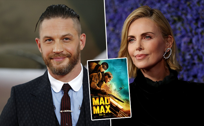 Charlize Theron AKA Furiosa & Tom Hardy Talk About Their Drift On The Sets Of Mad Max: Fury Road