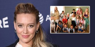 Cheaper By The Dozen: Hilary Duff & Her Co-stars Virtually Recreate Some Of The Most Memorable Scenes From The Movie For A Good Cause