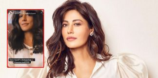 Chitrangada gives herself a 'chop chop'