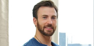 Chris Evans AKA Captain America Shares A Hilarious Reason Why People Will Lock Him Up!