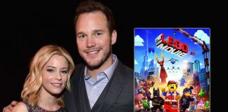 Chris Pratt, Elizabeth Banks give 'Lego' touch to COVID awareness